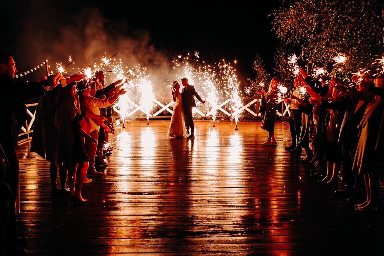 Оформление свадьбы аксессуары