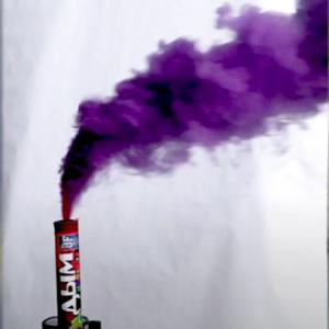 Шашка дымовая фиолетовый
